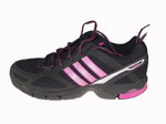 (389)- Adidas Vigon 2 W  RUN - R. 43 1/3