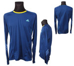 (A15)- ADIDAS SN L/S TEE CLIMALITE - R.M